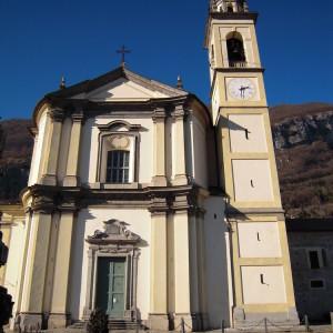 Chiesa di S. Abbondio a Mezzegra