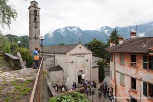 Chiesa Parrocchiale dei Ss. Eufemia e Vincenzo a Ossuccio, Tremezzina, Lago di Como