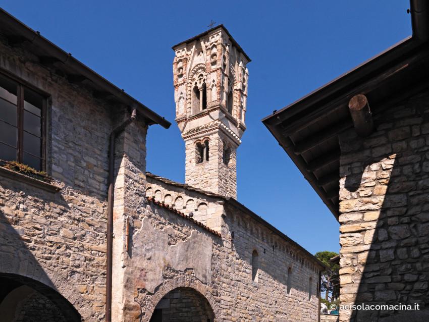 Chiesa di Santa Maria Maddalena in Ospedaletto, Ossuccio Lago di Como
