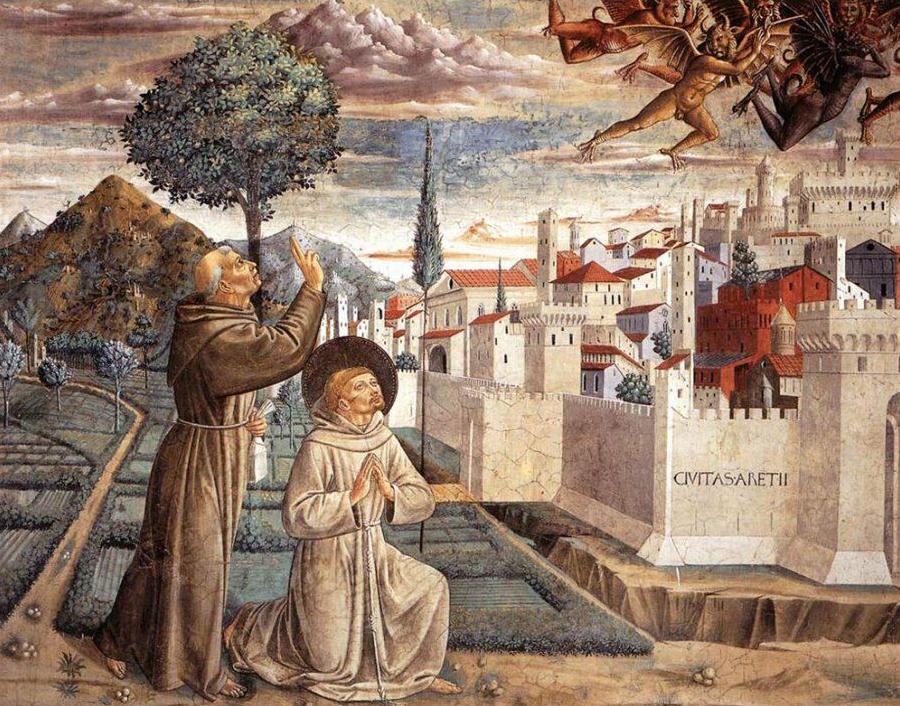 San Francesco e gli Ordini Mendicanti: rinnovamento urbano e artistico