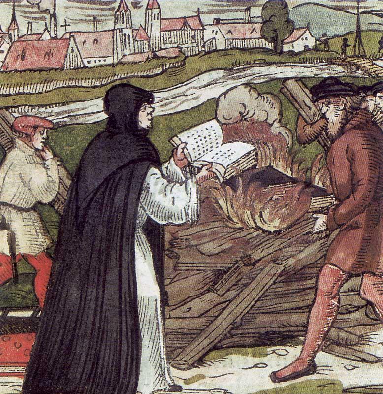 Martin Lutero: dalla riscoperta del Vangelo allo scontro con Roma (1513-1521)