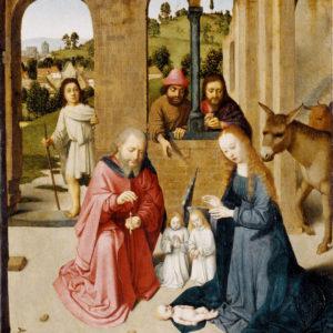Gerard David, Natività, 1480
