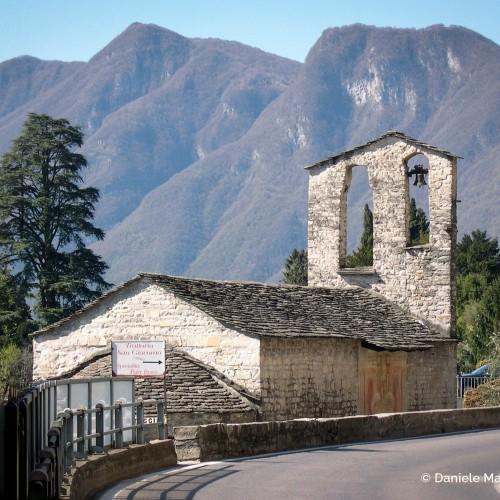 Chiesa di San Giacomo a Spurano, Ossuccio Lago di Como